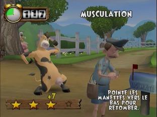 Test La Ferme En Folie Wii - Screenshot 6