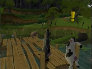 Test La Ferme En Folie Wii - Screenshot 8