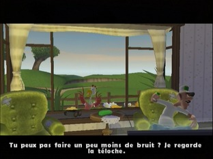 Test La Ferme En Folie Wii - Screenshot 11
