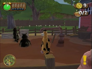 Test La Ferme En Folie Wii - Screenshot 14