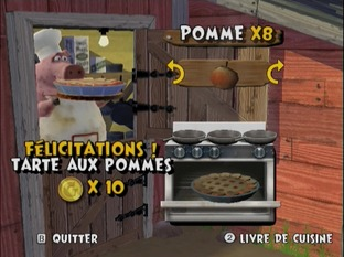 Test La Ferme En Folie Wii - Screenshot 16