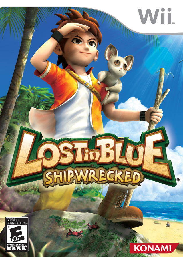Lost In Blue Shipwrecked preview 0