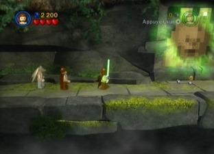 LEGO Star Wars : La Sa