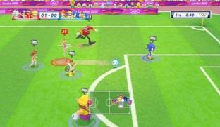 Test Mario & Sonic aux Jeux Olympiques de Londres 2012 Wii - Screenshot 147