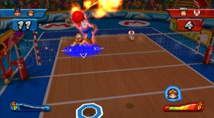 Test Mario Sports Mix Wii - Screenshot 55