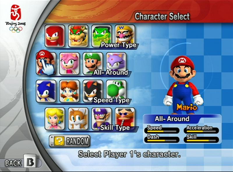 jeuxvideo.com Mario & Sonic aux Jeux Olympiques - Wii Image 35 sur 195