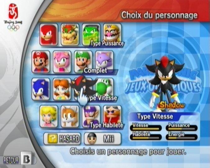 jeuxvideo.com Mario & Sonic aux Jeux Olympiques - Wii Image 166 sur ...