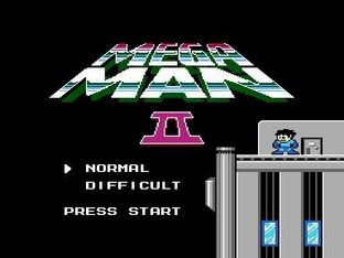Test Mega Man 2 Wii - Screenshot 1