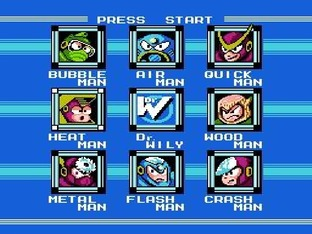 Test Mega Man 2 Wii - Screenshot 2