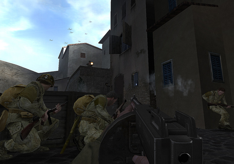 Medal of Honor : Avant-Garde