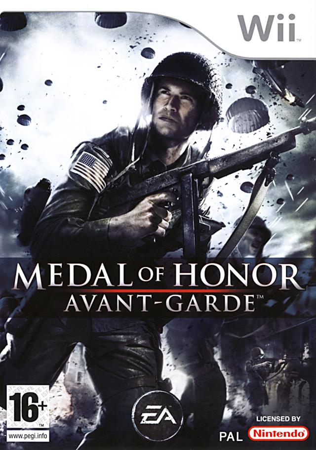 Medal Of Honor : Avant-Garde Mehowi0f