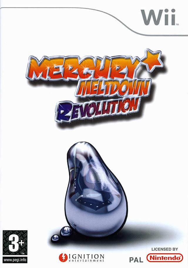 Mercury Meltdown Revolution Merewi0f