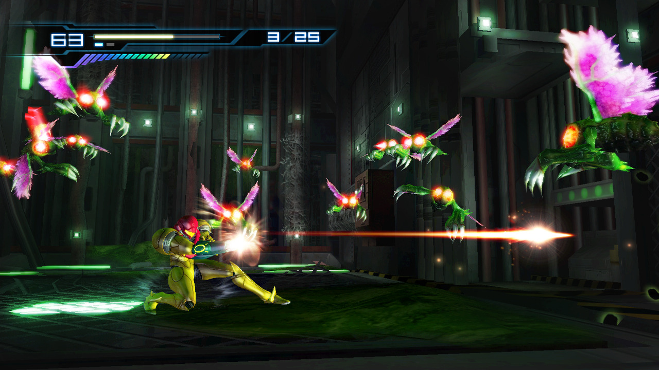 Metroid  : Other M Metroid-other-m-wii-002