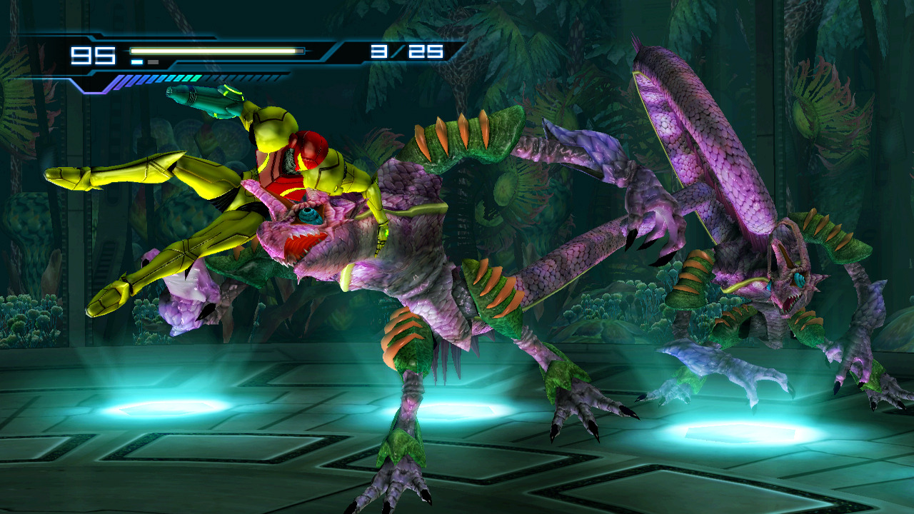 Metroid  : Other M Metroid-other-m-wii-004