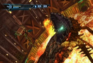 Test Metroid Other M Wii - Screenshot 192