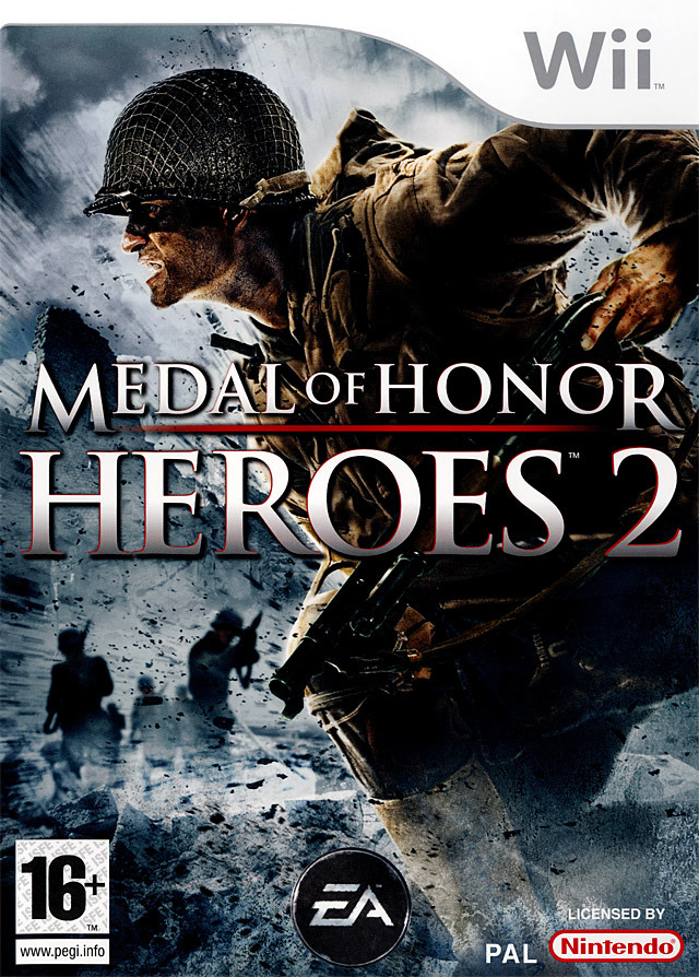 [MULTI] medal of honor heroes 2 [WII] [FRENCH]