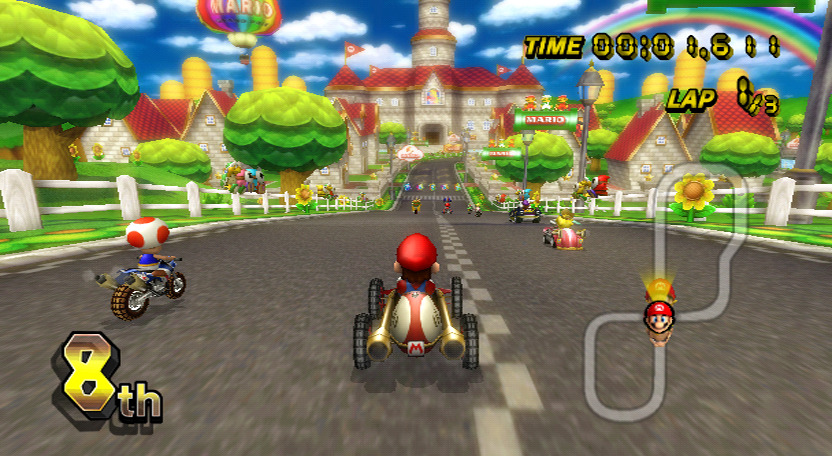 Download Mario Kart Wii [Full/DVD5] [PC Emulado] [Español]