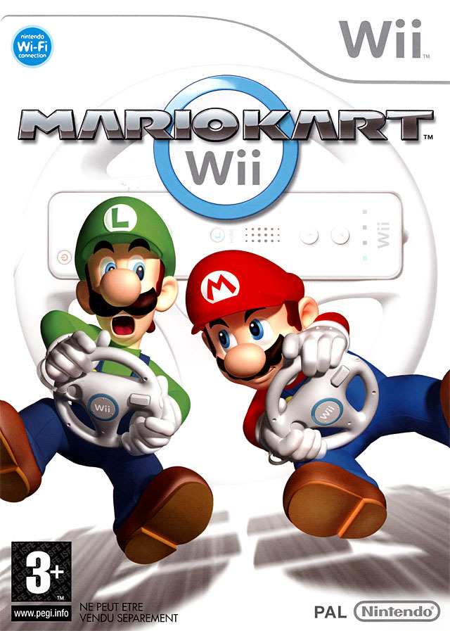 mario kart wii sur wii. Black Bedroom Furniture Sets. Home Design Ideas