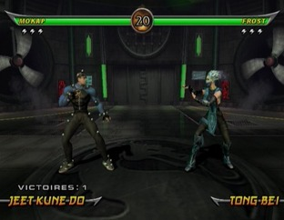 Test Mortal Kombat Armageddon Wii - Screenshot 21