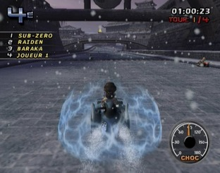 Test Mortal Kombat Armageddon Wii - Screenshot 24