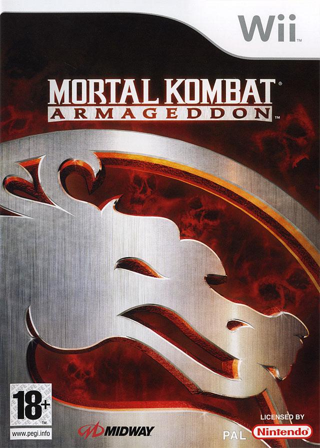MORTAL KOMBAT ARMAGEDDON [WII]