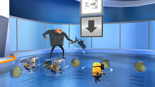 Despicable Me wii