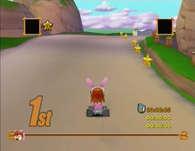 Myth Makers : Super Kart GP
