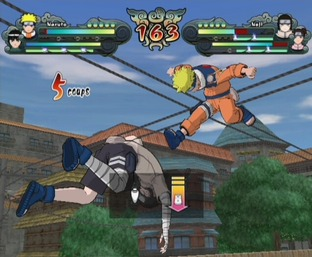 Naruto : Clash of Ninja Revolution 2 - Europe
