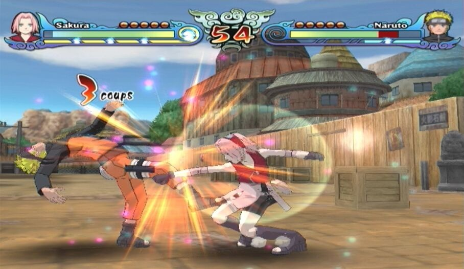 Naruto online the game