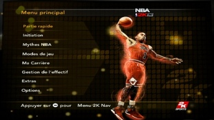Test NBA 2K13 Wii - Screenshot 1