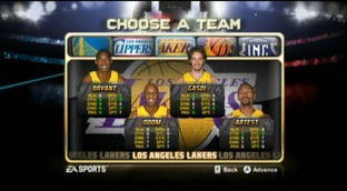Test NBA Jam Wii - Screenshot 36