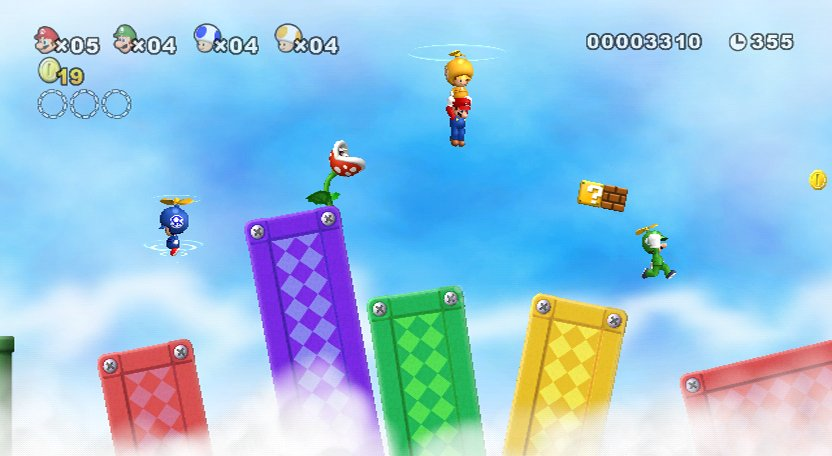 jeuxvideo.com New Super Mario Bros. Wii - Wii Image 6 sur 421