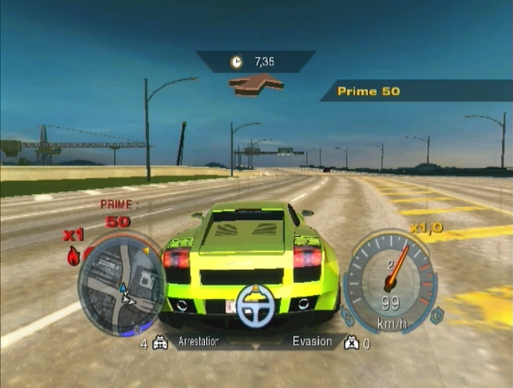 need for speed undercover pal wii tradelloadd. Black Bedroom Furniture Sets. Home Design Ideas