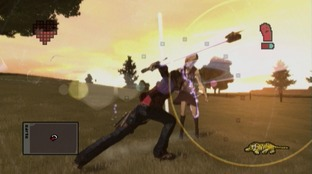 No More Heroes 2 : Desperate Struggle Wii