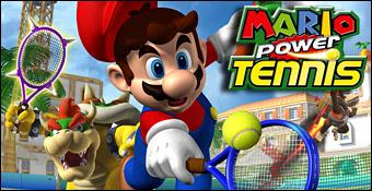 Nouvelle Façon de Jouer ! Mario Power Tennis