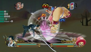 Test One Piece Unlimited Cruise 2 : L'Eveil d'un Héros Wii - Screenshot 83