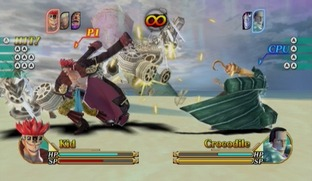 Test One Piece Unlimited Cruise 2 : L'Eveil d'un Héros Wii - Screenshot 86