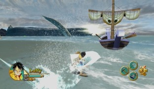 Test One Piece Unlimited Cruise 2 : L'Eveil d'un Héros Wii - Screenshot 88