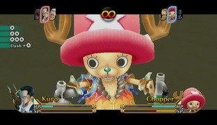 Test One Piece Unlimited Cruise 2 : L'Eveil d'un Héros Wii - Screenshot 94