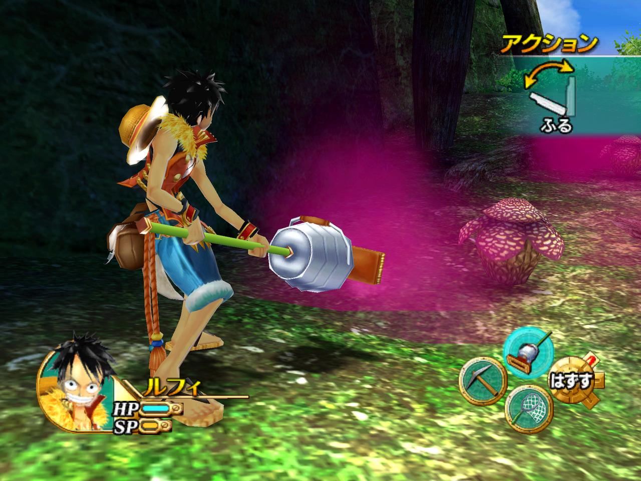jeuxvideo.com One Piece Unlimited Cruise 1 : Le Trésor sous les Flots ...