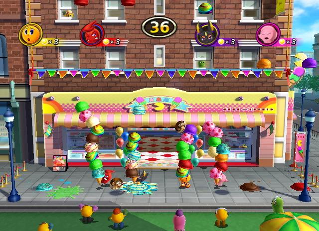 jeuxvideo.com Pac-Man Party - Wii Image 13 sur 137