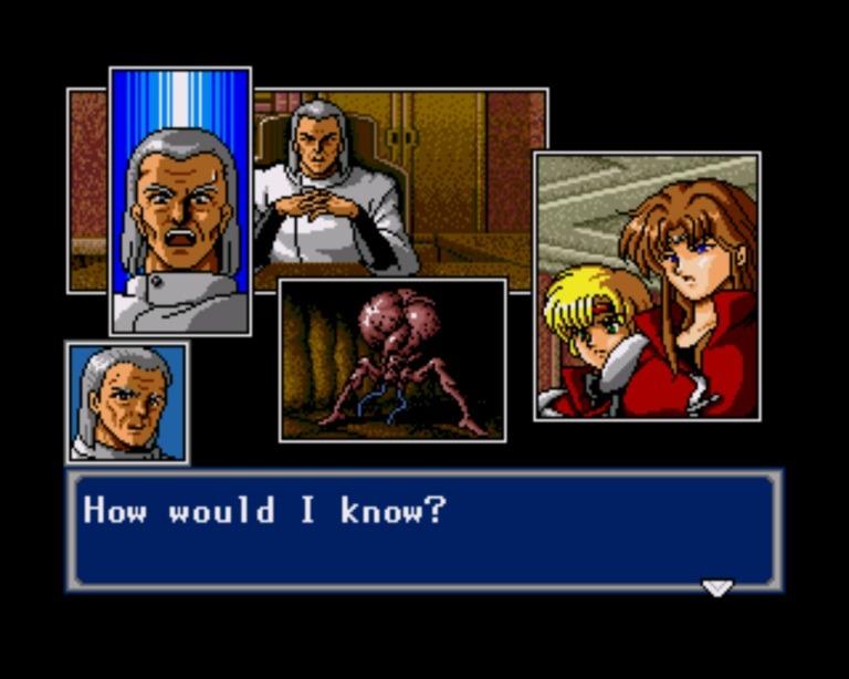 Phantasy Star IV : The End Of The Millennium