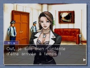 Test Phoenix Wright : Ace Attorney Wii - Screenshot 61