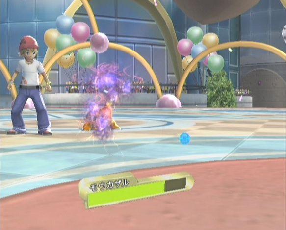 Pokémon Battle Révolution Pokewi014