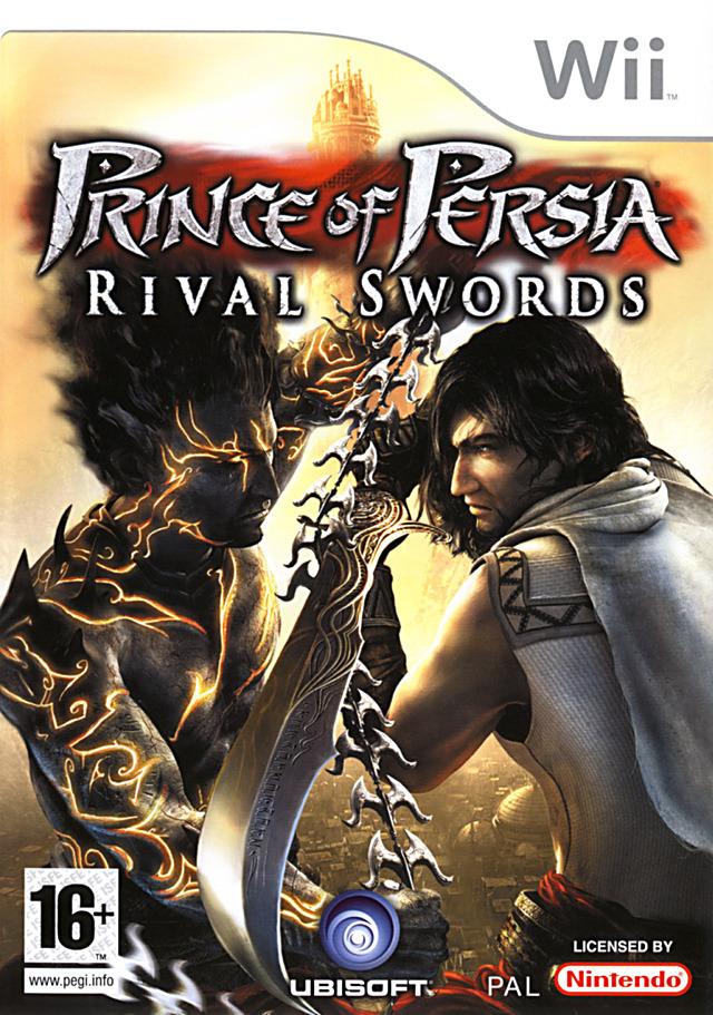Prince Of Persia : Rival Swords Poprwi0f