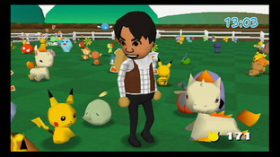 My Pokémon Ranch Wii