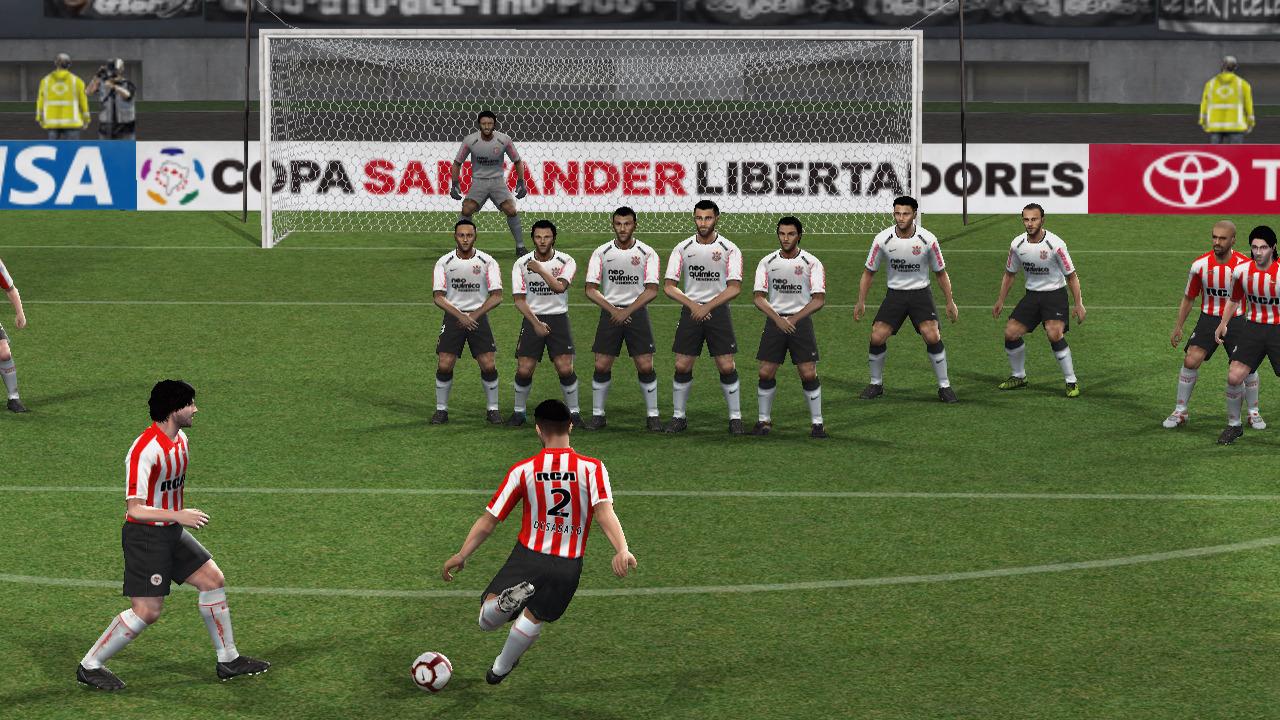 Images pro evolution soccer 2011 wii 12