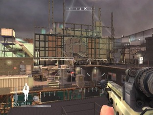 Test 007 Quantum of Solace Wii - Screenshot 9