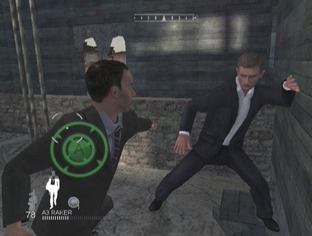 Test 007 Quantum of Solace Wii - Screenshot 10