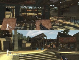 Test 007 Quantum of Solace Wii - Screenshot 11